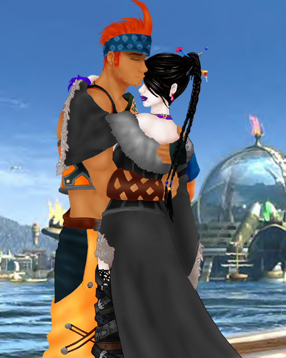 Best final fantasy couples pics 135