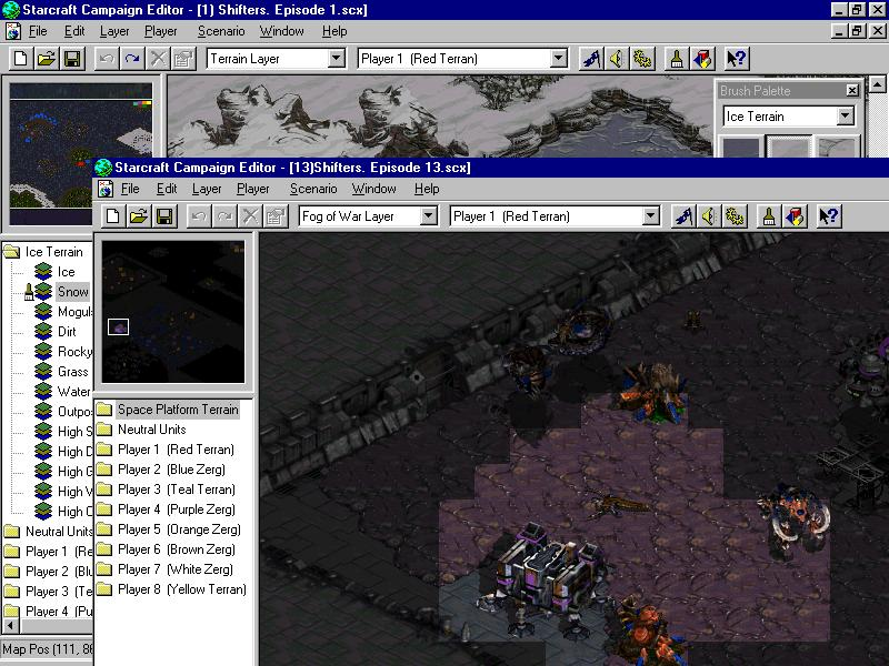 RPGClassics com - The Starcraft Atrium